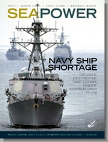 Seapower magazine