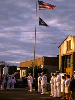 Sea Cadet graduation Jun 2011