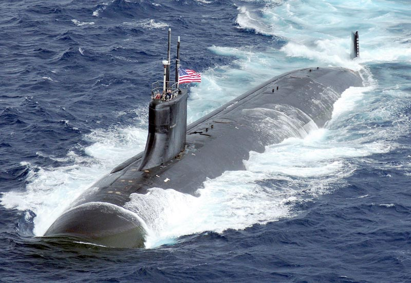 USS Connecticut (SSN 22) adopted sub of Western CT